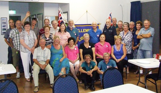 We are Ellenbrook Lions and We get things done