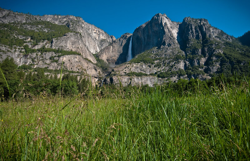 Great American Road Trip, cz. 4 -- Yosemite National Park..