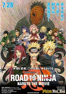 Naruto Shippuuden The Movie 6 - Đường Tới Ninja - Naruto Shippuden The Movie 6 : Road To Ninja - 2012