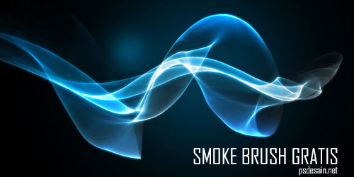 Smoke brush gratis untuk photoshop