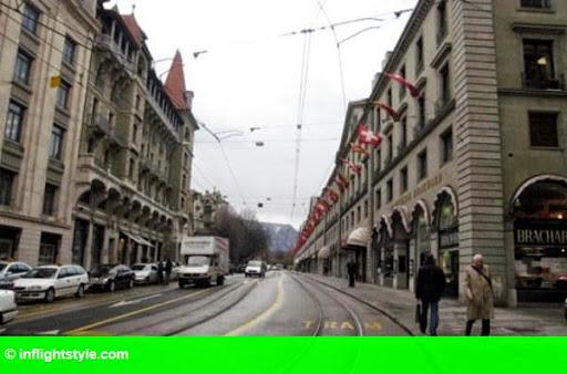 Hình 1: Bất động sản Thụy Sĩ hút đầu tư nhờ chính sách lãi suất âm