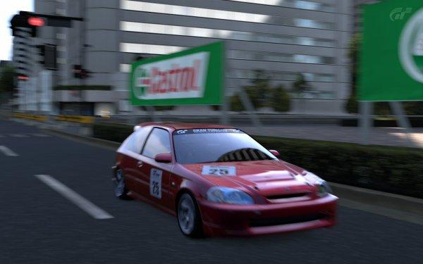 Honda CIVIC TYPE R (EK) RM '97