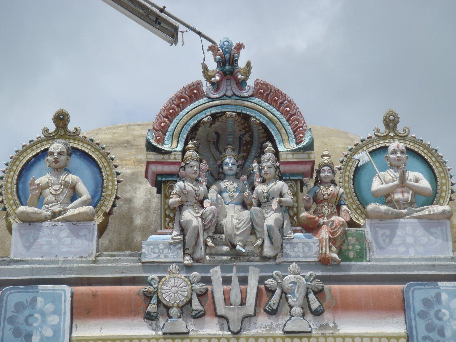 Sri Vaikunta Nathan Perumal Temple (Vaidunta Vinnagaram) Seerkazhi - Divya Desam 35
