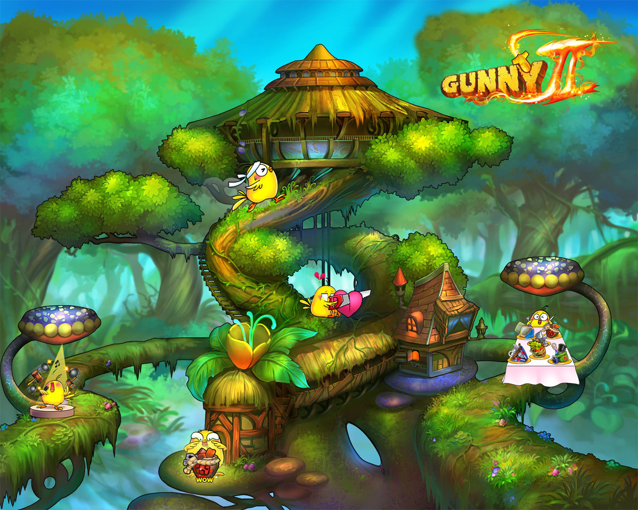 Bộ hình nền đẹp tuyệt của Gunny 2 - Ảnh 10