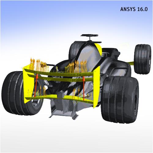 Решение сложных гидродинамических задач стало проще ANSYS 16