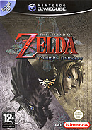 Jaquette du jeu The Legend of Zelda : Twilight Princess