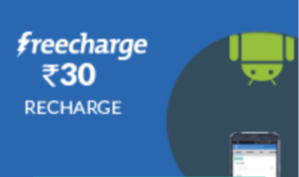 FREE RECHARGE 30