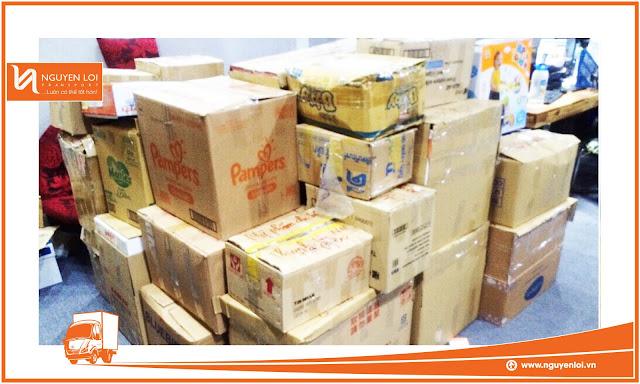 Thuê xe tải chở hàng tại quận 7, TPHCM