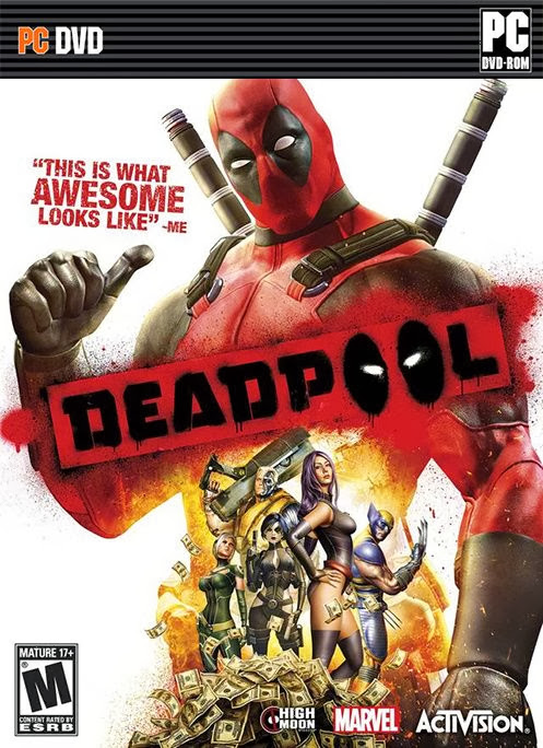 Cover Of Deadpool (2013) Full Latest Version PC Game Free Download Resumable Links at Alldownloads4u.Com