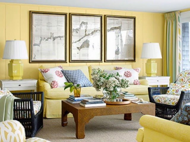 lynn morris interiors creating a gallery wall