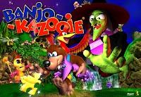Jaquette du jeu Banjo-Kazooie