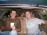 Then we all crammed into a station wagon to go see STYX