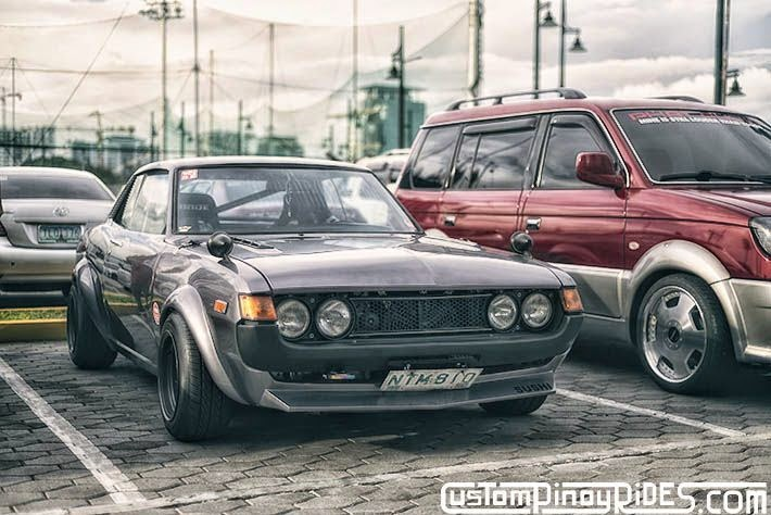 Old School Toyota Celica by Sushi Machine Custom Pinoy Rides Car Photography Manila Philippines Philip Aragones pic2