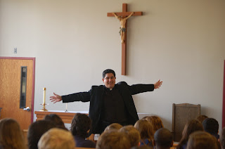 Montgomery Catholic Students Talk About Vocations 1
