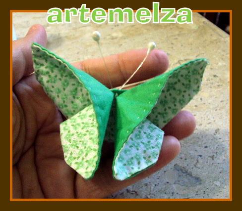 artemelza - orinuno borboleta