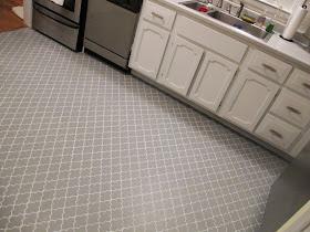 Back Domestics How Stencil Floor
