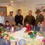 """2009.01.07 התנדבות במקלט בית החולים """"ברזילי"""" באשקלון"""
