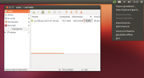 uGet 1.10.3 Stabile