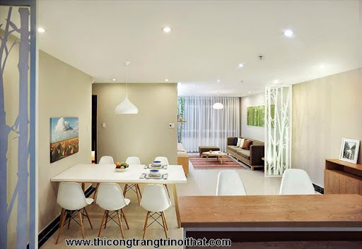 Hoàn thiện nội thất căn hộ 100m2 với 200 triệu đồng-4