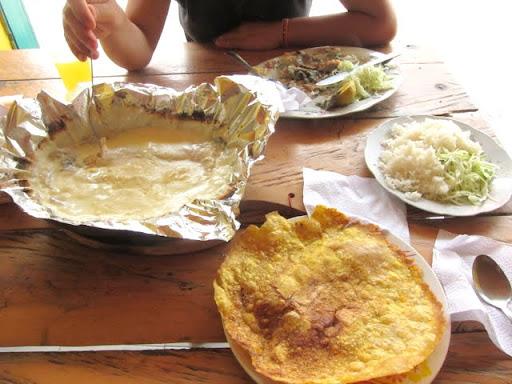 Trucha del Ajillo, Salento, Colombia