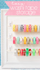 Washi Tape Display
