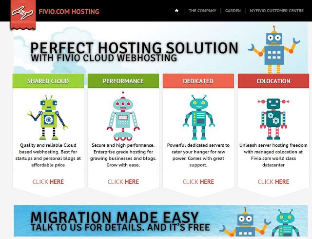 Promosi Sempena Raya Haji 2012 Di Fivio Webhosting