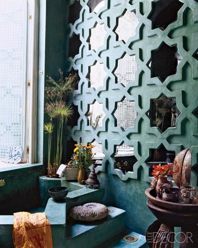 Moroccan style home casa estilo marroqu casa haus decoraci n - Casas marroquies ...