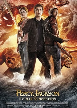 [TORRENT] Percy Jackson e o Mar dos Monstros Bluray 480p / 720p / 1080p XviD DualAudio 5.1 Dublado + Legenda