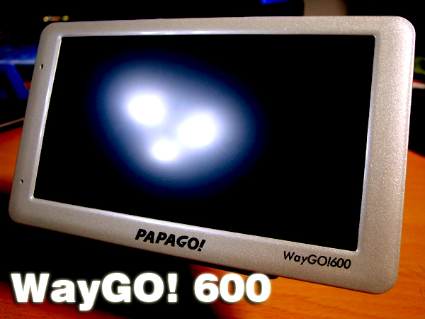 【使用記錄】PAPAGO WayGO! 600_Part_1_Big Size!!