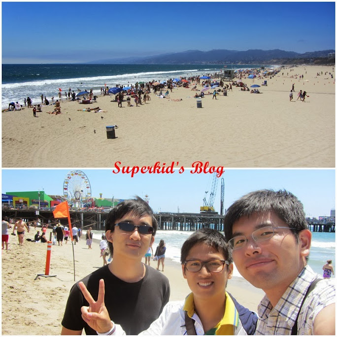 2013年7月,我們在Santa Monica