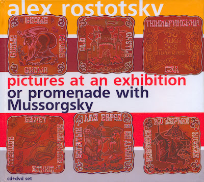 Promenade with Mussorgsky