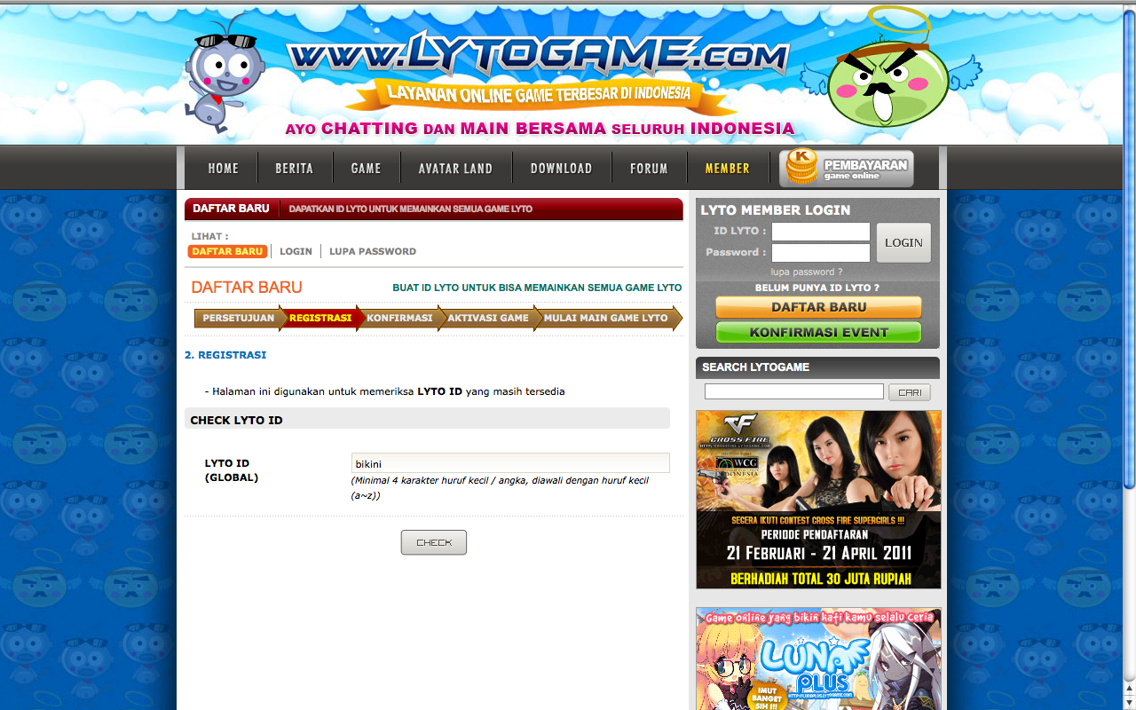 Tips And Trick Game Croosfire Indonesia Lyto 20000 Koin Tentukan Password