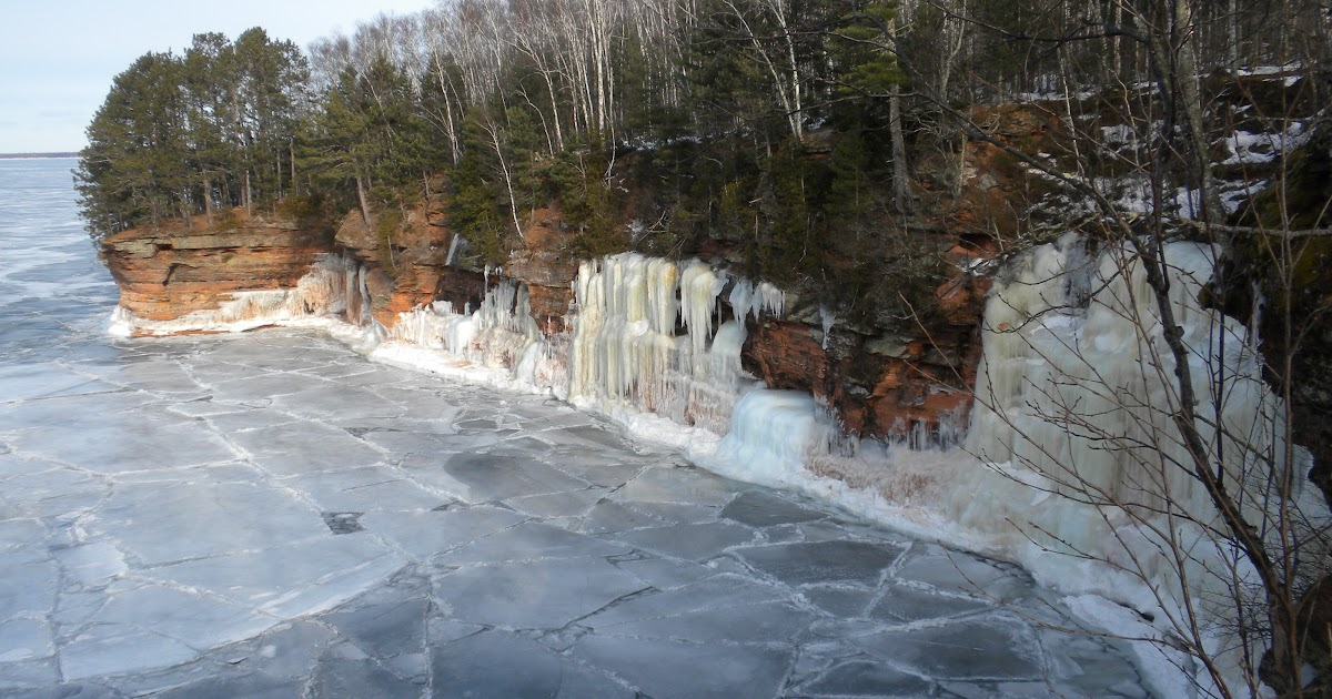 Jack's Outdoor Adventure Blog: Bayfield Ice Caves