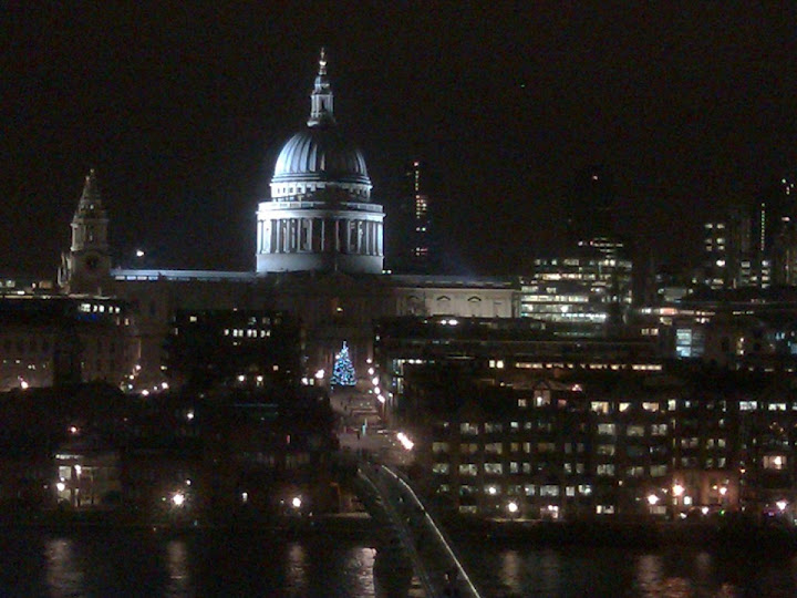 St. Pauls City of London, R Catling 21 Dec 2011