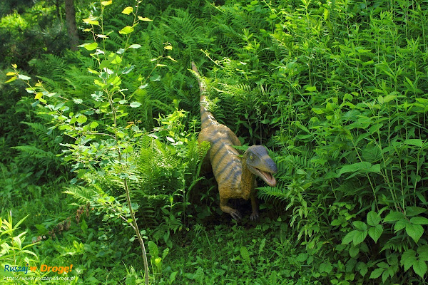 bałtów jura park  - silesaurus