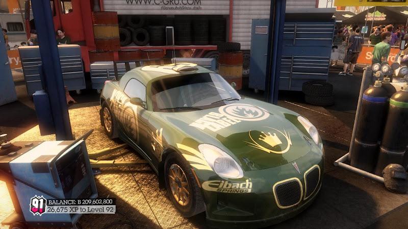 รายการรถกลุ่ม Rally ใน DiRT2 Sor-01