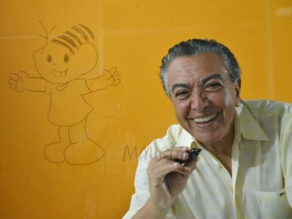 Feira de Livros e Quadrinhos de Natal será aberta por Maurício de Souza