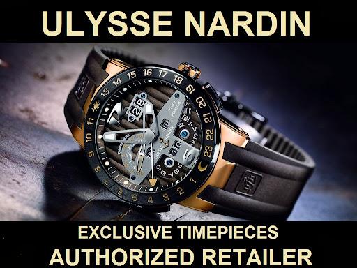 Chuyên thu mua đồng hồ Ulysse Nardin