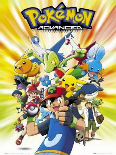 Pokemon Bửu Bối Thần Kì Season 6 - Advanced 2003