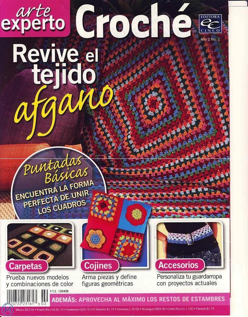 Revistas De Crochet En Espanol newhairstylesformen2014.com