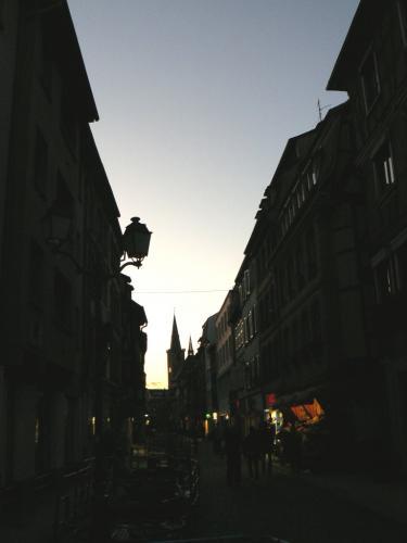 sera a strasburgo