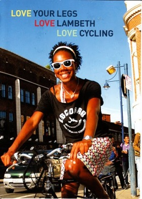 Love Your Legs, Love Lambeth, Love Cycling