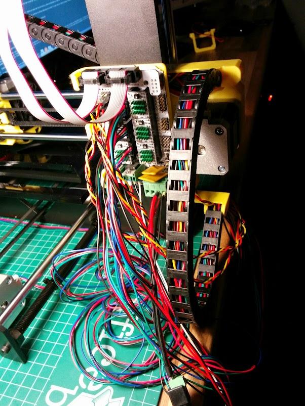 cables desordenados