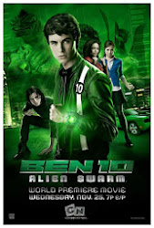 Ben 10 Alien Swarm - Cậu bé biến hình