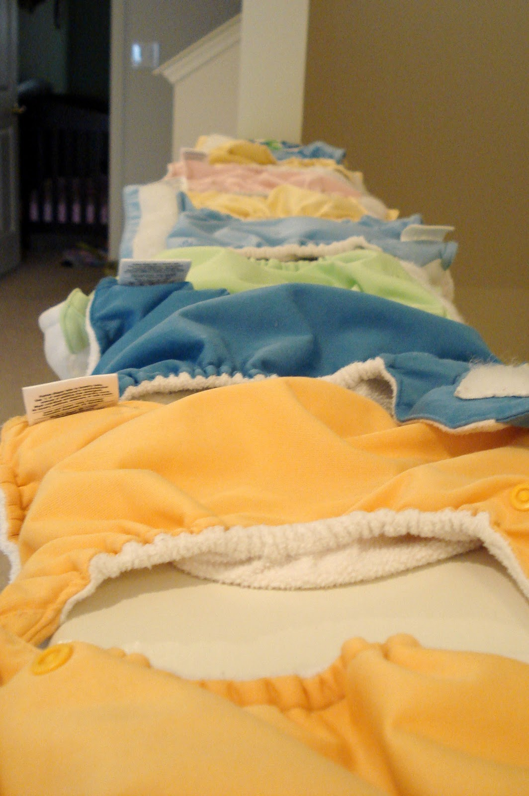 Diapering husband for bed - It May Seem Like A Lot Of Extra Laundry But We Ve Found That It Is Just A Part Of Our Daily Routine Now I Make Our Laundry Detergent And We Bought A