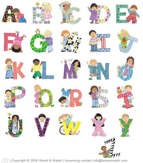 Hola duendecill@s os adjunto estos abecedarios para decorar vuestras