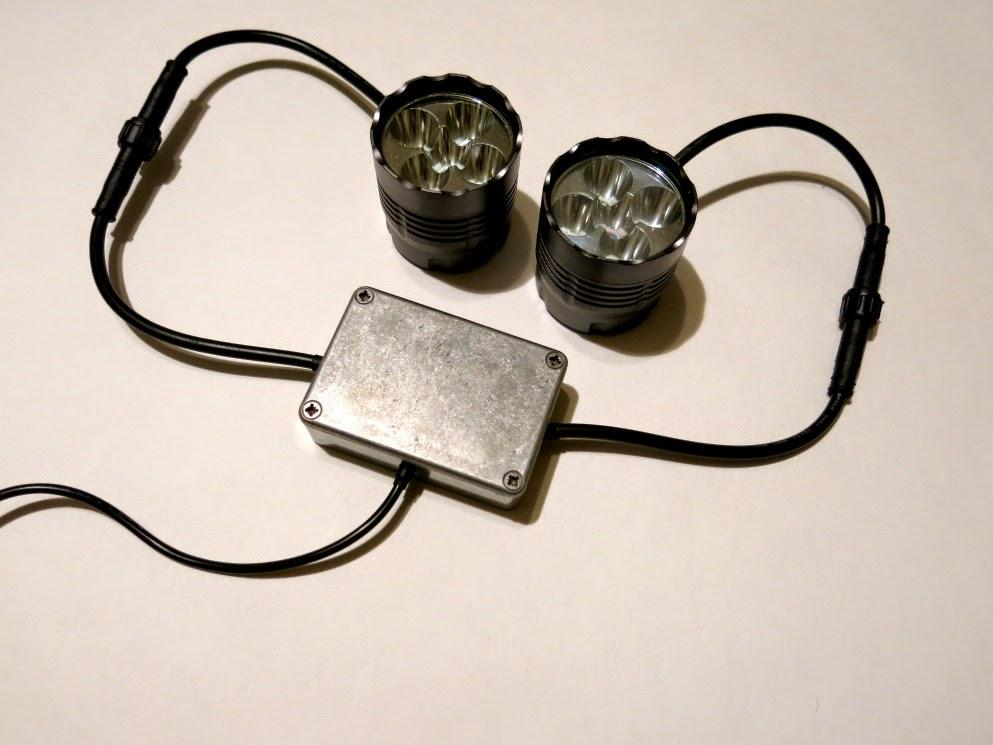 Контроллер света bLight (аппаратный контроллер для широкой публики)
