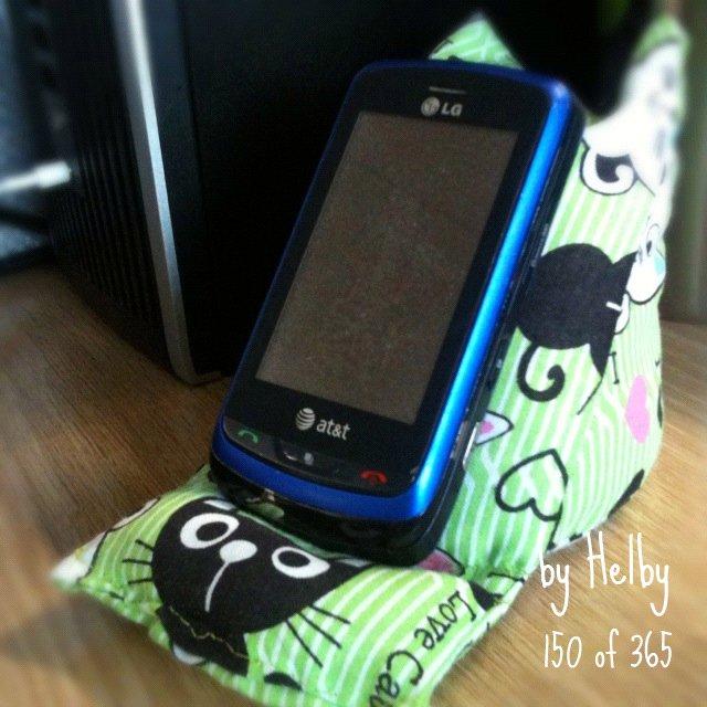Phone prop
