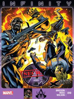 Secret Avengers Vol.2 #10 español