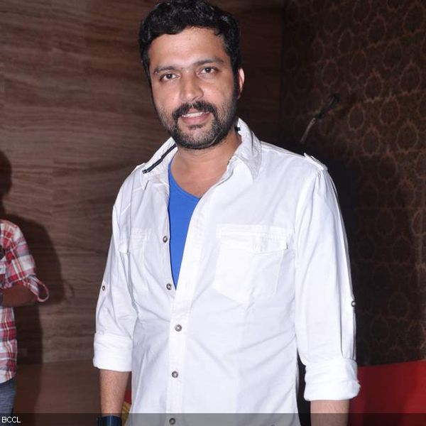 Ankush Choudhary during the press meet of MIFTA Awards, held in Mumbai, on May 27, 2013. (Pic: Viral Bhayani)